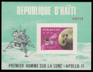 Haiti Scott 624h Mint never hinged.