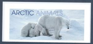 3288 Arctic Animals Panel (No Stamps) Mint FREE SHIPPING