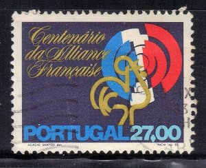 PORTUGAL SC# 1555  *USED* 27e  1983    SEE SCAN