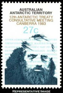 Australian Antarctic Territory Scott L56 Mint never hinged.