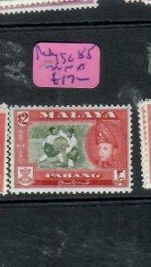 MALAYA  PAHANG    (P1606B)  SG 85          MNH