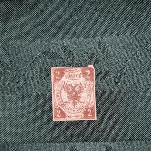 Germany-Lubeck 3 F-VFNH reprint, CV $240
