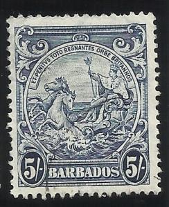 Barbados SC201A Used F/VF