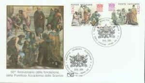 VATICAN POPE JOHN PAUL II 1986 FDC R202059