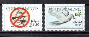 Maldive Islands 1149-1150 MNH