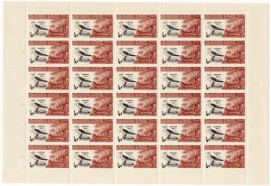 (I.B) Cinderella Collection : Carn Iar Local Post ¼d (Herring Gull)