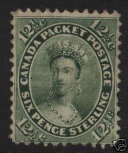 Canada #18 Mint
