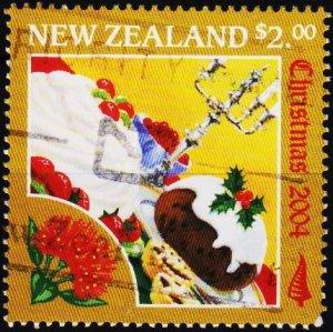 New Zealand. 2004 $2 S.G.2746 Fine Used