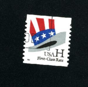 USA # 3264  2  used 1998 PD .08