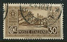 Italy #260 Used