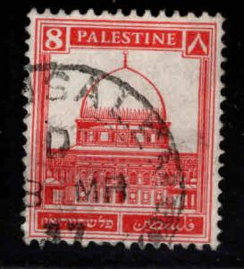 Palestine Scott 72 used stamp