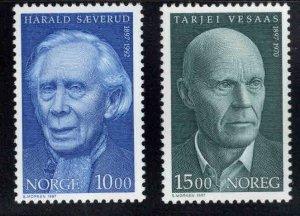 Norway Scott 1174-1175 MNH**  set