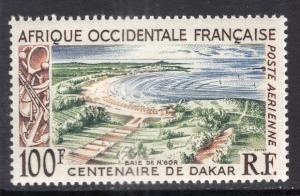 French West Africa C27 MNH BIN