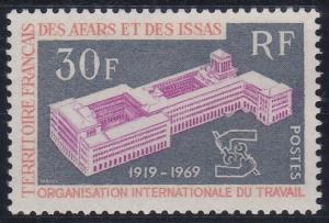 Afars and Issas 337 MNH (1969)