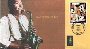 Mountaineer Cachet 4503 Jazz Charlie Parker