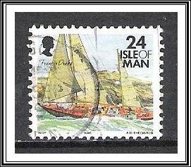 Isle of Man #697 Ships Used