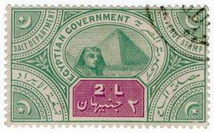 (I.B) Egypt Revenue : Salt Duty £2