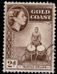 GOLD COAST Scott 151 Used  stamp