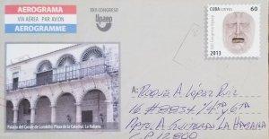 O) 2013 CUBA, CARIBBEAN,UPAEP CONGRESS,PALACIO DEL CONDE DE LOMBILLO, PLAZA