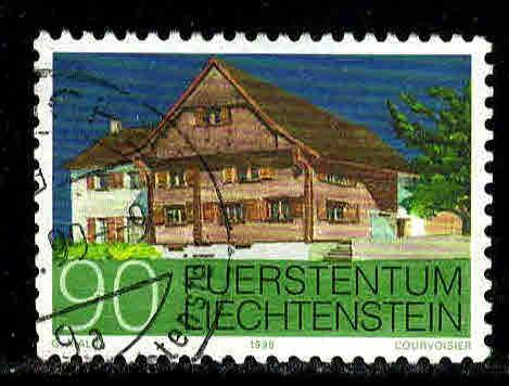 Liechtenstein # 1132 ~ Used, HMR ~ cv 1.25