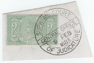 (I.B) QV Revenue : Judicature Fees 2/- (Supreme Court)