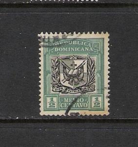 DOMINICAN REP. DOMINICANA 122 VFU ARMS 149C
