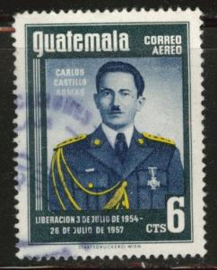 Guatemala  Scott C226 used stamp