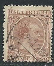 Cuba || Scott # 152 - Used