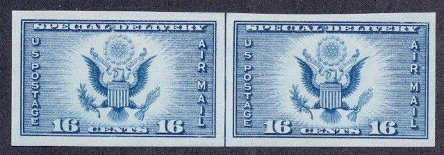 MALACK 771 VF NH, no gum as issued, Vertical Line Pa..MORE.. nh0271