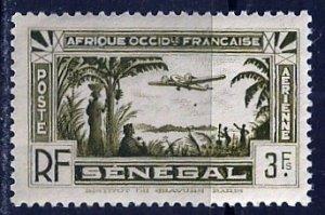 Senegal ~ Scott # C6 ~ MNH