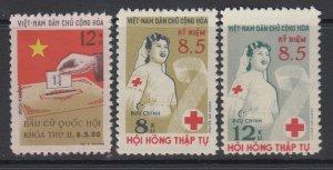Vietnam, Scott 123-125, NGAI
