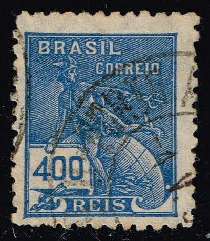 Brazil #336 Mercury; Used (0.25)