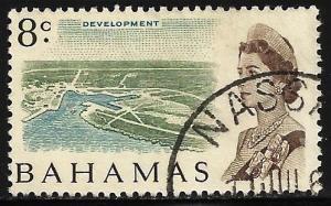 Bahamas 1967 Scott# 257 Used