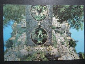 5261 Cartolina Postcard Luxembourg L'Eglise St Michel used