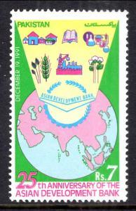 Pakistan 755 MNH BIN