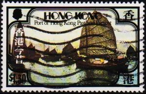 Hong Kong. 1982 $1.30 S.G.409 Fine Used