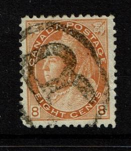 Canada SG# 161 - Used (Small Right Side Tear) - Lot 071617