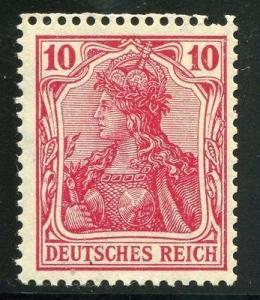 Germany Mi 86 Ia   Mint VF NH  Eur 60