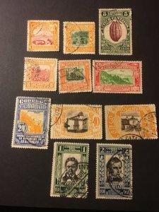 Ecuador sc 304-314 u