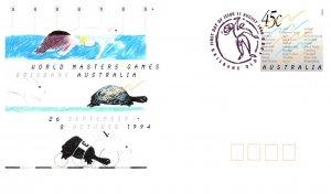 Australia, Postal Stationary, Sports