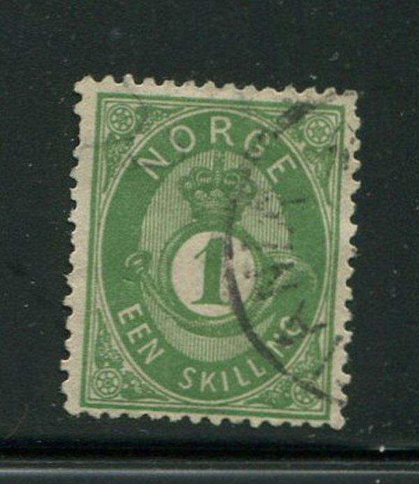 Norway #16a Used