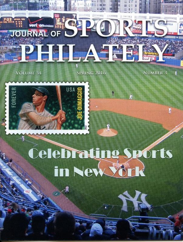 JOURNAL OF SPORTS PHILATELY   JSP3