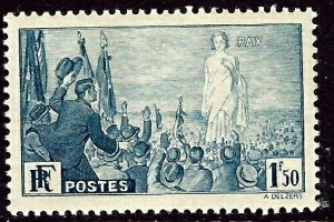 France 321 MH 1936 issue    (ap3531)