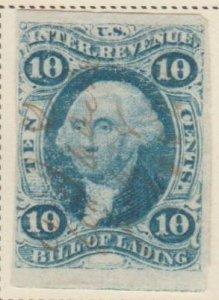 U.S. Scott #R32a Revenue Stamp - Used Single