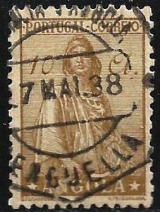 Angola 1932-1946 Scott# 261 Used
