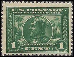 397 Mint,OG,NH... SCV $35.00
