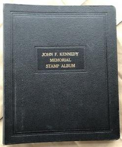 150+ Woldwide Kennedy collection on stockpages and pre-printed pages in binder