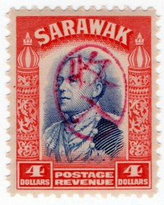 (I.B) Sarawak Revenue : Japanese Occupation OP $4