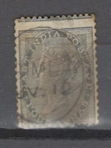 COLLECTION LOT # 2975 INDIA #16 1855 CV=$10