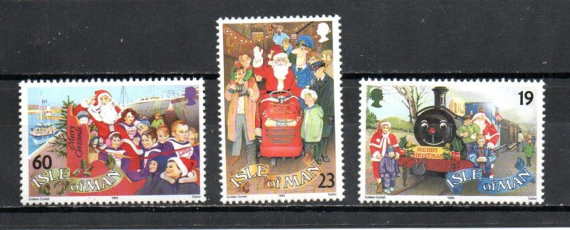 Isle of Man 620-622 MNH